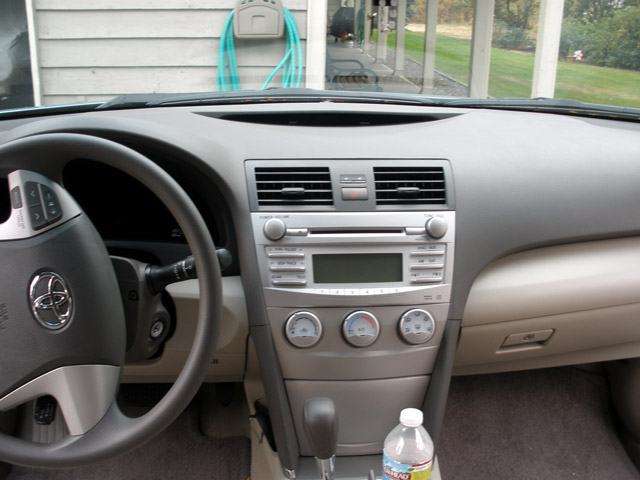 toyota camry 2006 dashboard 2006 toyota camry le stone gray dashboard photo 70913704 2006. Black Bedroom Furniture Sets. Home Design Ideas
